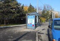 Остановка №203451 в городе Одесса (Одесская область), размещение наружной рекламы, IDMedia-аренда по самым низким ценам!