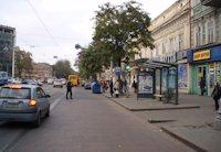 Остановка №203458 в городе Одесса (Одесская область), размещение наружной рекламы, IDMedia-аренда по самым низким ценам!