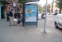 Остановка №203461 в городе Одесса (Одесская область), размещение наружной рекламы, IDMedia-аренда по самым низким ценам!