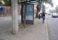 Остановка №203463 в городе Одесса (Одесская область), размещение наружной рекламы, IDMedia-аренда по самым низким ценам!
