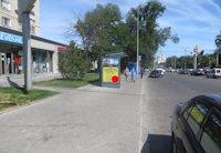 Остановка №203521 в городе Одесса (Одесская область), размещение наружной рекламы, IDMedia-аренда по самым низким ценам!