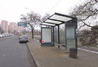 Остановка №203542 в городе Одесса (Одесская область), размещение наружной рекламы, IDMedia-аренда по самым низким ценам!