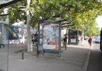 Остановка №203547 в городе Одесса (Одесская область), размещение наружной рекламы, IDMedia-аренда по самым низким ценам!