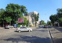 Скролл №203613 в городе Одесса (Одесская область), размещение наружной рекламы, IDMedia-аренда по самым низким ценам!
