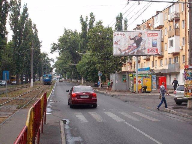 Билборд №204218 в городе Одесса (Одесская область), размещение наружной рекламы, IDMedia-аренда по самым низким ценам!