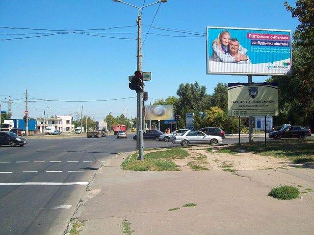 Билборд №204223 в городе Одесса (Одесская область), размещение наружной рекламы, IDMedia-аренда по самым низким ценам!