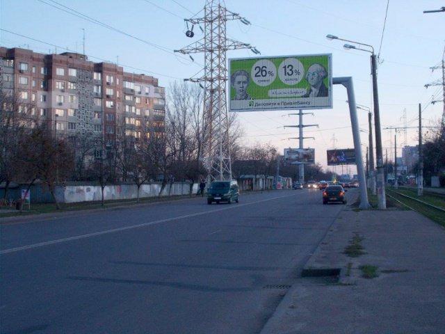 Билборд №204240 в городе Одесса (Одесская область), размещение наружной рекламы, IDMedia-аренда по самым низким ценам!