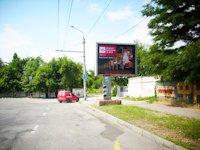 Бэклайт №205208 в городе Запорожье (Запорожская область), размещение наружной рекламы, IDMedia-аренда по самым низким ценам!