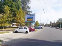 Бэклайт №205224 в городе Запорожье (Запорожская область), размещение наружной рекламы, IDMedia-аренда по самым низким ценам!