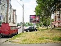 Бэклайт №205240 в городе Запорожье (Запорожская область), размещение наружной рекламы, IDMedia-аренда по самым низким ценам!