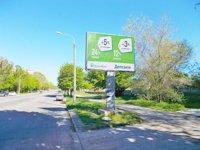 Бэклайт №205244 в городе Запорожье (Запорожская область), размещение наружной рекламы, IDMedia-аренда по самым низким ценам!