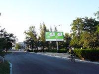 Билборд №205571 в городе Новая Каховка (Херсонская область), размещение наружной рекламы, IDMedia-аренда по самым низким ценам!