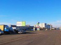 Билборд №205574 в городе Новая Каховка (Херсонская область), размещение наружной рекламы, IDMedia-аренда по самым низким ценам!