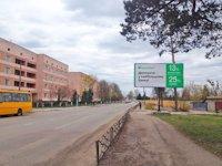 Билборд №205617 в городе Сарны (Ровенская область), размещение наружной рекламы, IDMedia-аренда по самым низким ценам!