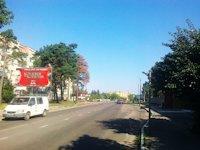 Билборд №205618 в городе Сарны (Ровенская область), размещение наружной рекламы, IDMedia-аренда по самым низким ценам!
