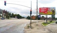 Билборд №205619 в городе Сарны (Ровенская область), размещение наружной рекламы, IDMedia-аренда по самым низким ценам!