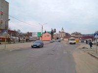 Билборд №205662 в городе Кременец (Тернопольская область), размещение наружной рекламы, IDMedia-аренда по самым низким ценам!