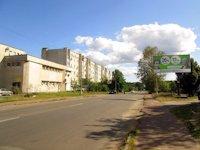 Билборд №205705 в городе Малин (Житомирская область), размещение наружной рекламы, IDMedia-аренда по самым низким ценам!