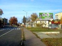 Билборд №205707 в городе Малин (Житомирская область), размещение наружной рекламы, IDMedia-аренда по самым низким ценам!