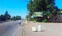 Билборд №205720 в городе Коростень (Житомирская область), размещение наружной рекламы, IDMedia-аренда по самым низким ценам!