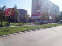 Билборд №206047 в городе Нововолынск (Волынская область), размещение наружной рекламы, IDMedia-аренда по самым низким ценам!