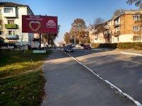 Билборд №206049 в городе Нововолынск (Волынская область), размещение наружной рекламы, IDMedia-аренда по самым низким ценам!