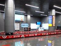 Indoor №206145 в городе Одесса (Одесская область), размещение наружной рекламы, IDMedia-аренда по самым низким ценам!