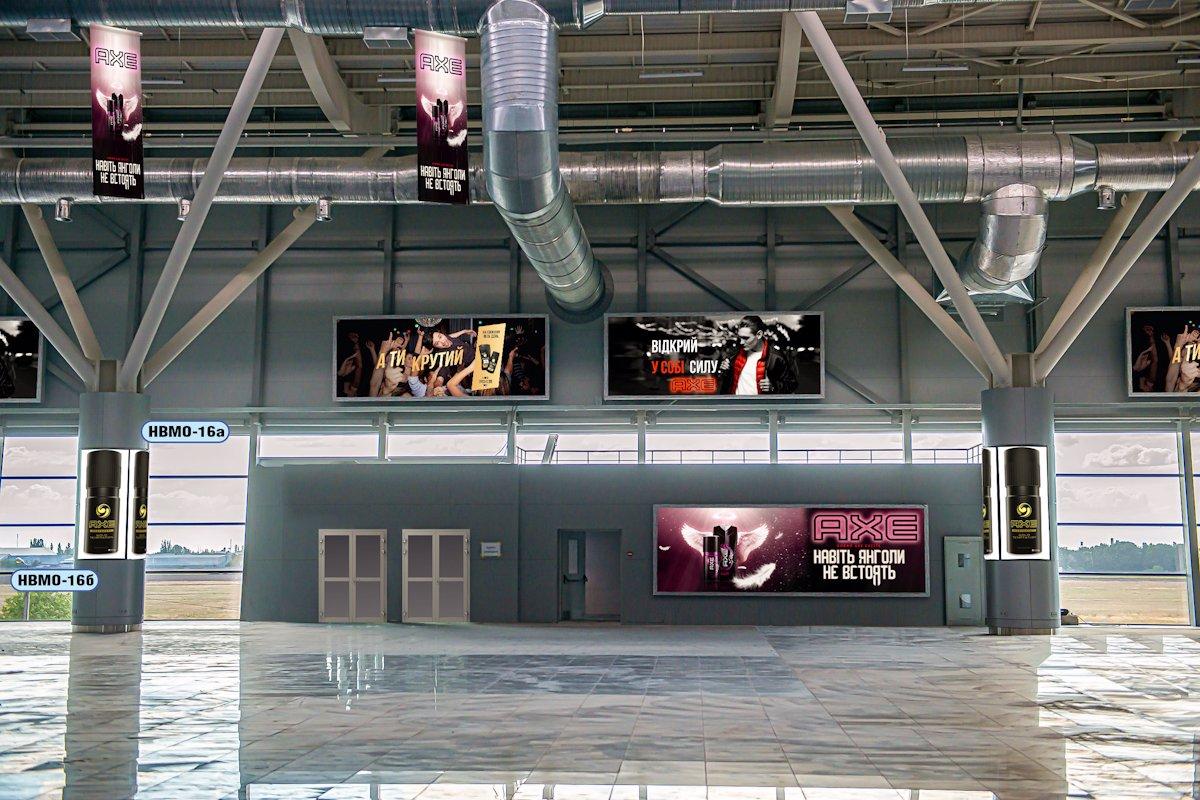 Indoor №206168 в городе Одесса (Одесская область), размещение наружной рекламы, IDMedia-аренда по самым низким ценам!
