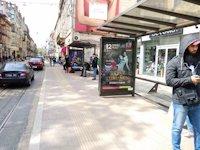 Остановка №206482 в городе Львов (Львовская область), размещение наружной рекламы, IDMedia-аренда по самым низким ценам!