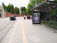 Остановка №206507 в городе Львов (Львовская область), размещение наружной рекламы, IDMedia-аренда по самым низким ценам!