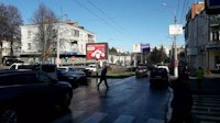 Бэклайт №206625 в городе Хмельницкий (Хмельницкая область), размещение наружной рекламы, IDMedia-аренда по самым низким ценам!