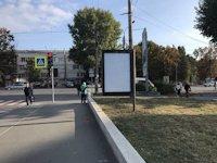 Ситилайт №206635 в городе Хмельницкий (Хмельницкая область), размещение наружной рекламы, IDMedia-аренда по самым низким ценам!