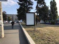 Ситилайт №206636 в городе Хмельницкий (Хмельницкая область), размещение наружной рекламы, IDMedia-аренда по самым низким ценам!