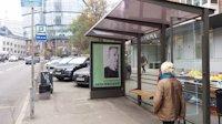 Остановка №207711 в городе Киев (Киевская область), размещение наружной рекламы, IDMedia-аренда по самым низким ценам!