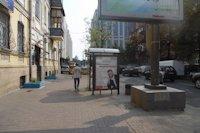 Остановка №207713 в городе Киев (Киевская область), размещение наружной рекламы, IDMedia-аренда по самым низким ценам!
