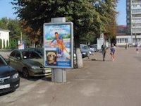Ситилайт №207745 в городе Хмельницкий (Хмельницкая область), размещение наружной рекламы, IDMedia-аренда по самым низким ценам!