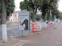 Ситилайт №207747 в городе Хмельницкий (Хмельницкая область), размещение наружной рекламы, IDMedia-аренда по самым низким ценам!