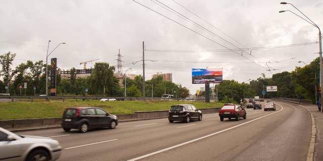 Экран №207776 в городе Киев (Киевская область), размещение наружной рекламы, IDMedia-аренда по самым низким ценам!
