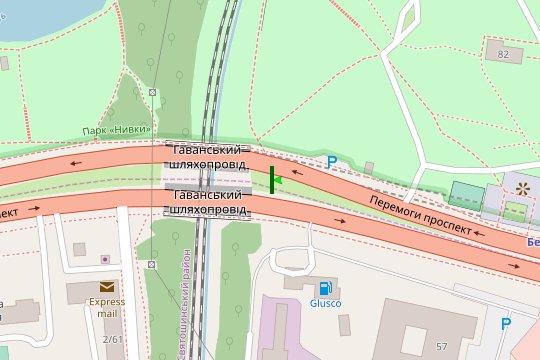 IDMedia Арендовать и разместить Экран в городе Киев (Киевская область) №207776 схема
