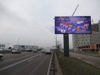 Экран №207791 в городе Киев (Киевская область), размещение наружной рекламы, IDMedia-аренда по самым низким ценам!