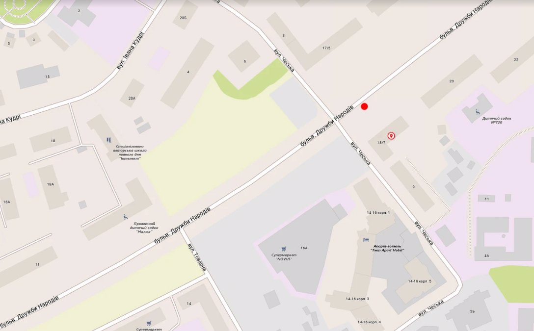 IDMedia Наружная реклама в городе Киев (Киевская область), Скролл в городе Киев №207843 схема