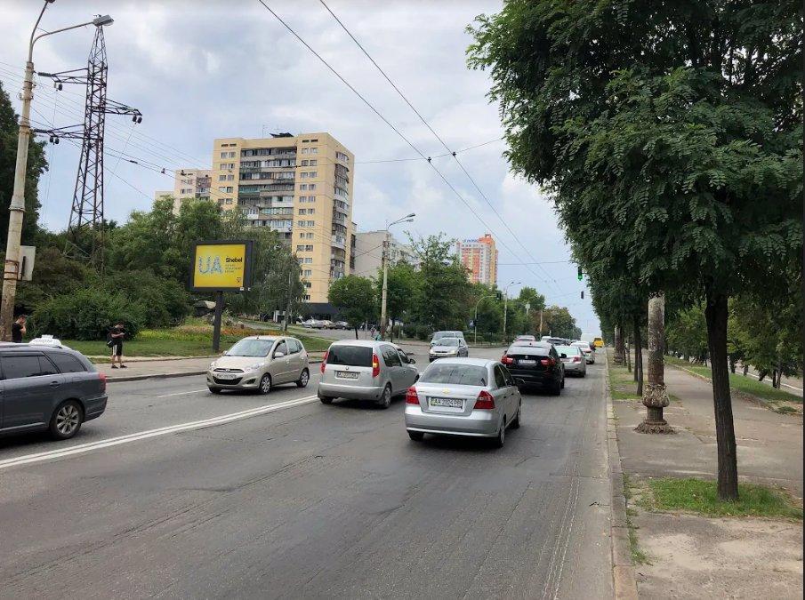 Скролл №207873 в городе Киев (Киевская область), размещение наружной рекламы, IDMedia-аренда по самым низким ценам!