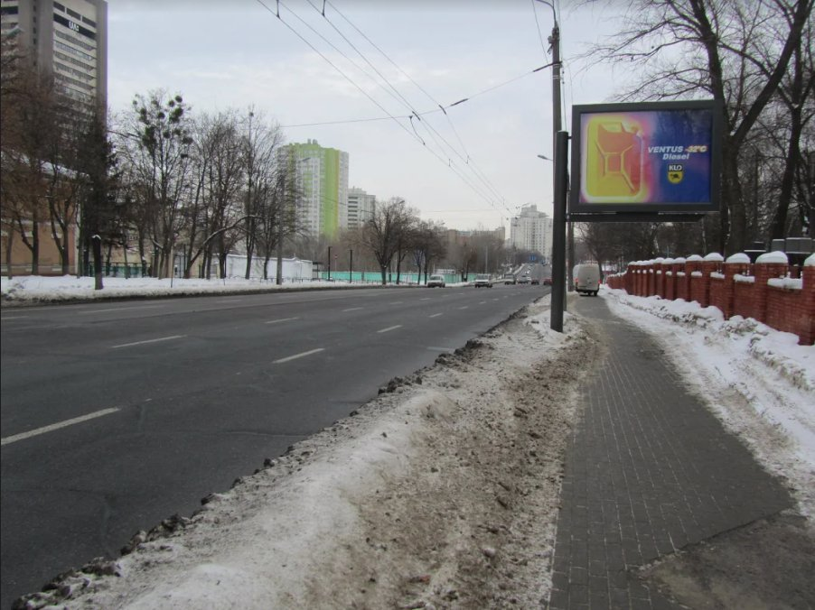 Скролл №207878 в городе Киев (Киевская область), размещение наружной рекламы, IDMedia-аренда по самым низким ценам!