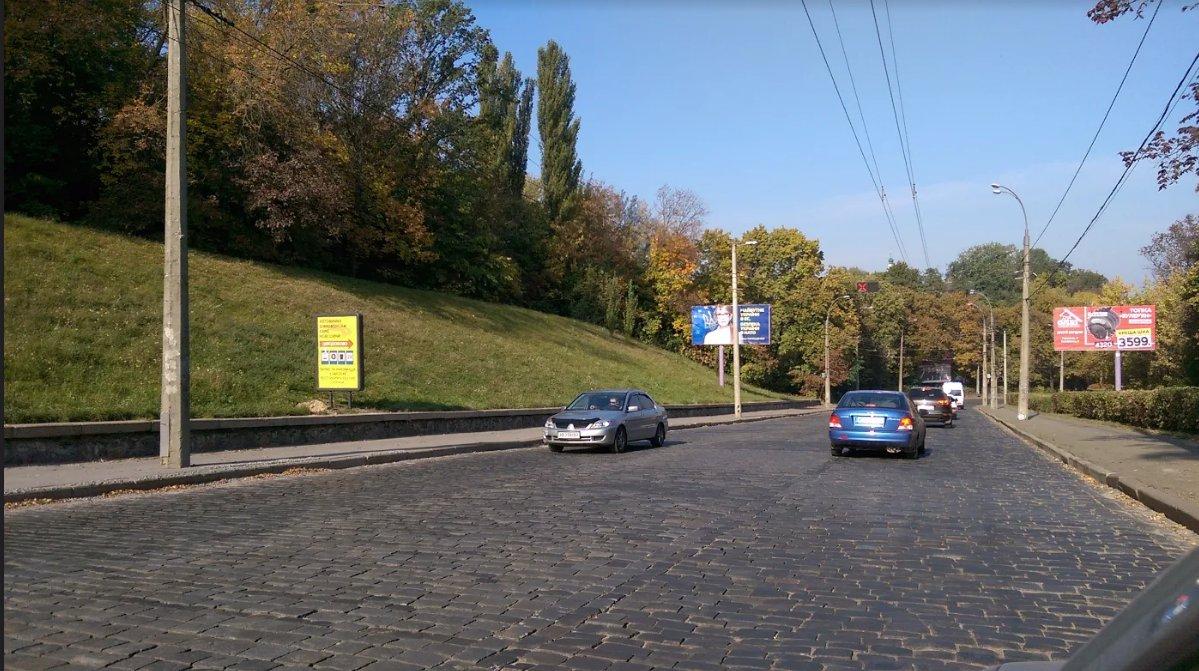 Ситилайт №207898 в городе Киев (Киевская область), размещение наружной рекламы, IDMedia-аренда по самым низким ценам!