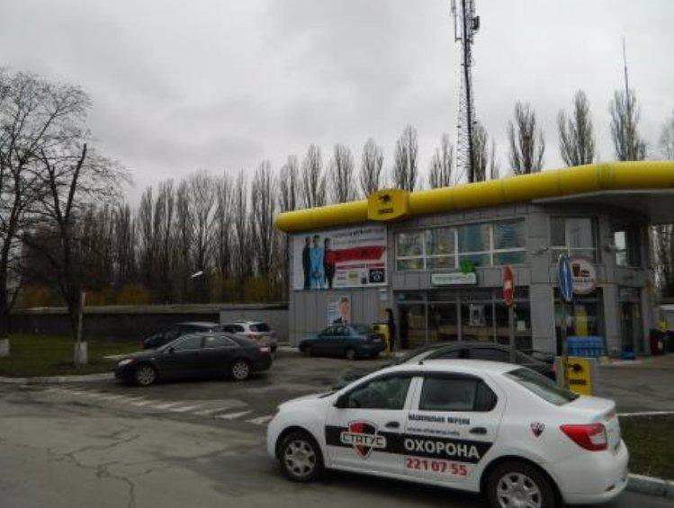 Брандмауэр №208136 в городе Киев (Киевская область), размещение наружной рекламы, IDMedia-аренда по самым низким ценам!
