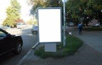 Ситилайт №211768 в городе Ужгород (Закарпатская область), размещение наружной рекламы, IDMedia-аренда по самым низким ценам!