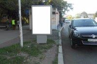 Ситилайт №211769 в городе Ужгород (Закарпатская область), размещение наружной рекламы, IDMedia-аренда по самым низким ценам!