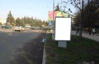 Ситилайт №211770 в городе Ужгород (Закарпатская область), размещение наружной рекламы, IDMedia-аренда по самым низким ценам!
