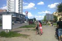 Ситилайт №211782 в городе Ужгород (Закарпатская область), размещение наружной рекламы, IDMedia-аренда по самым низким ценам!