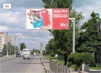 Билборд №211839 в городе Подольск(Котовск) (Одесская область), размещение наружной рекламы, IDMedia-аренда по самым низким ценам!